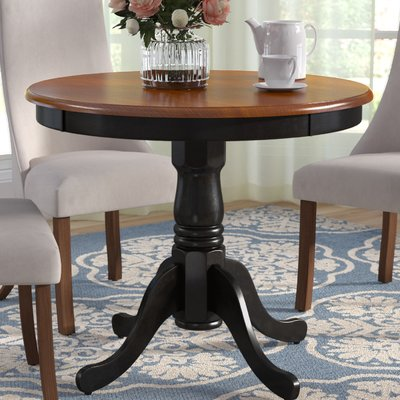 Lilian Extendable Dining Table Dining Table In Kitchen Dining Table Round Dining