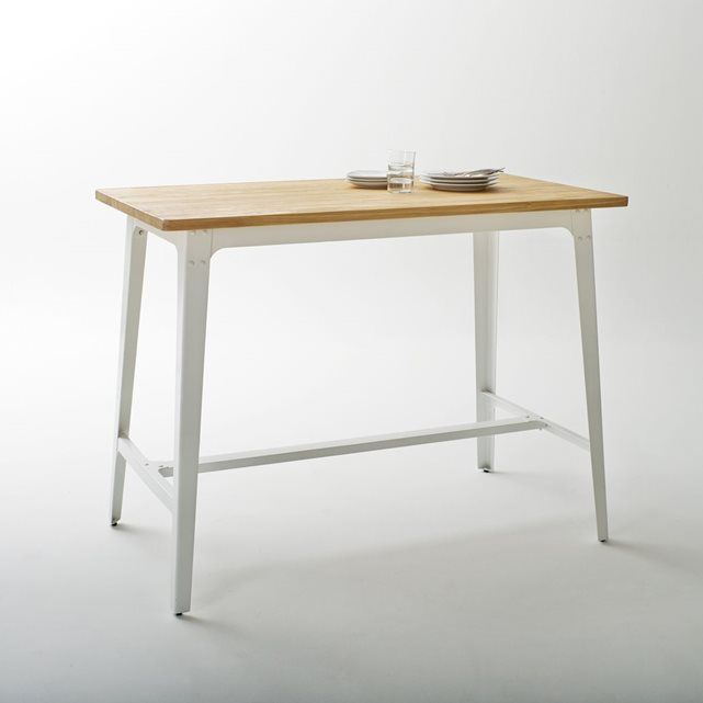 La Redoute Table De Cuisine #8: Table Bar, Hiba