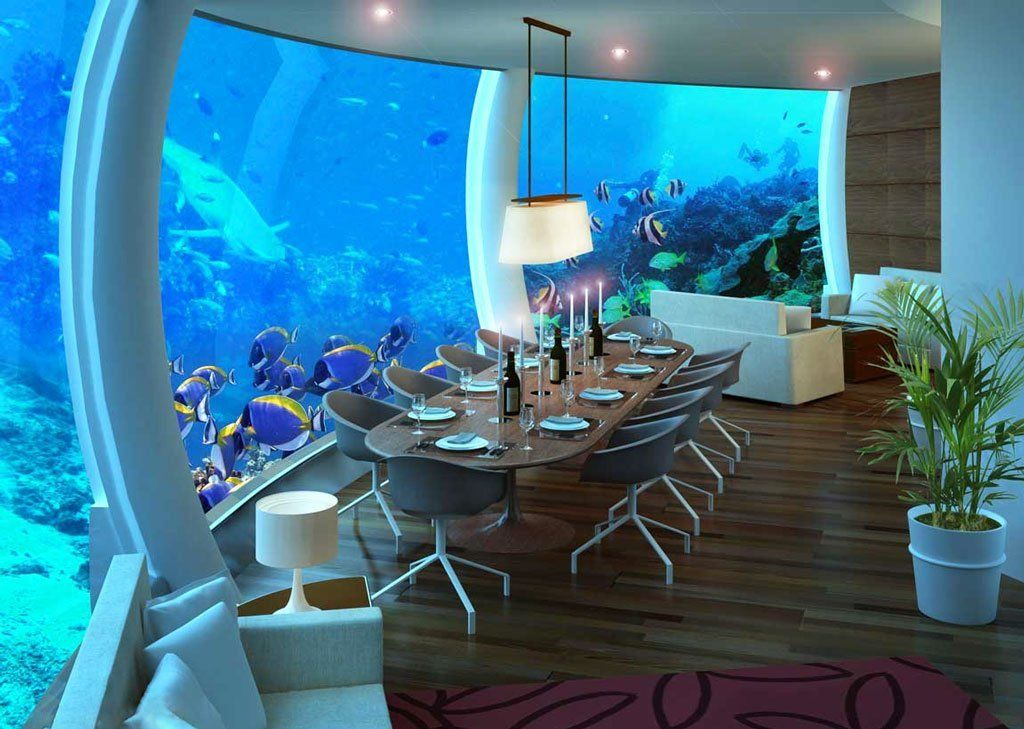 Best 25 underwater room ideas on pinterest underwater for Underwater bedroom designs