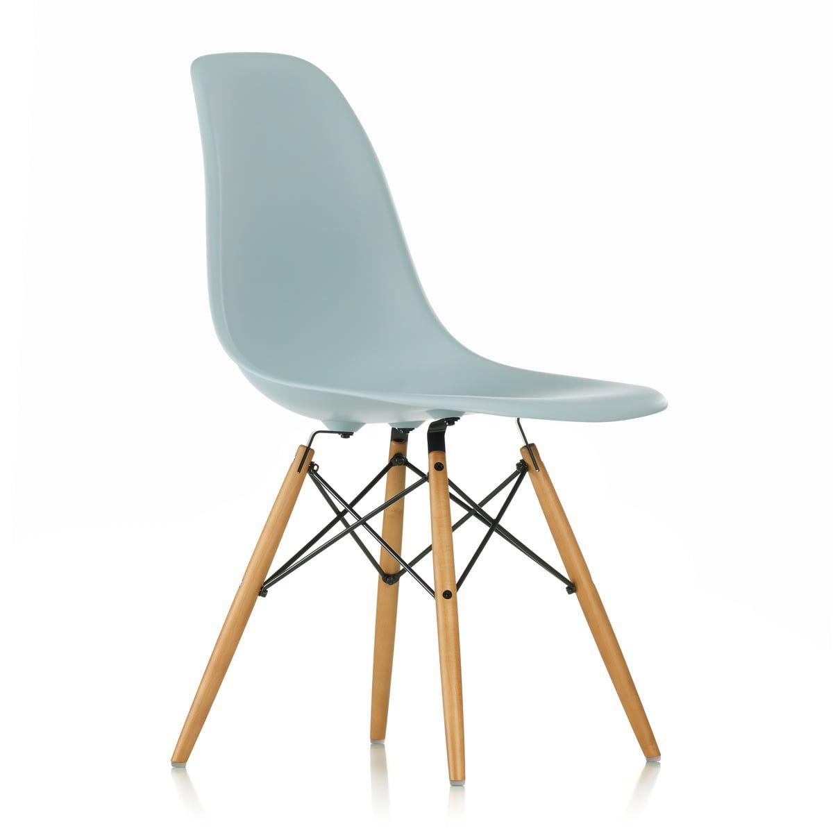 DSW Stuhl von Vitra | Eames Plastic Side Chair DSW | Connox