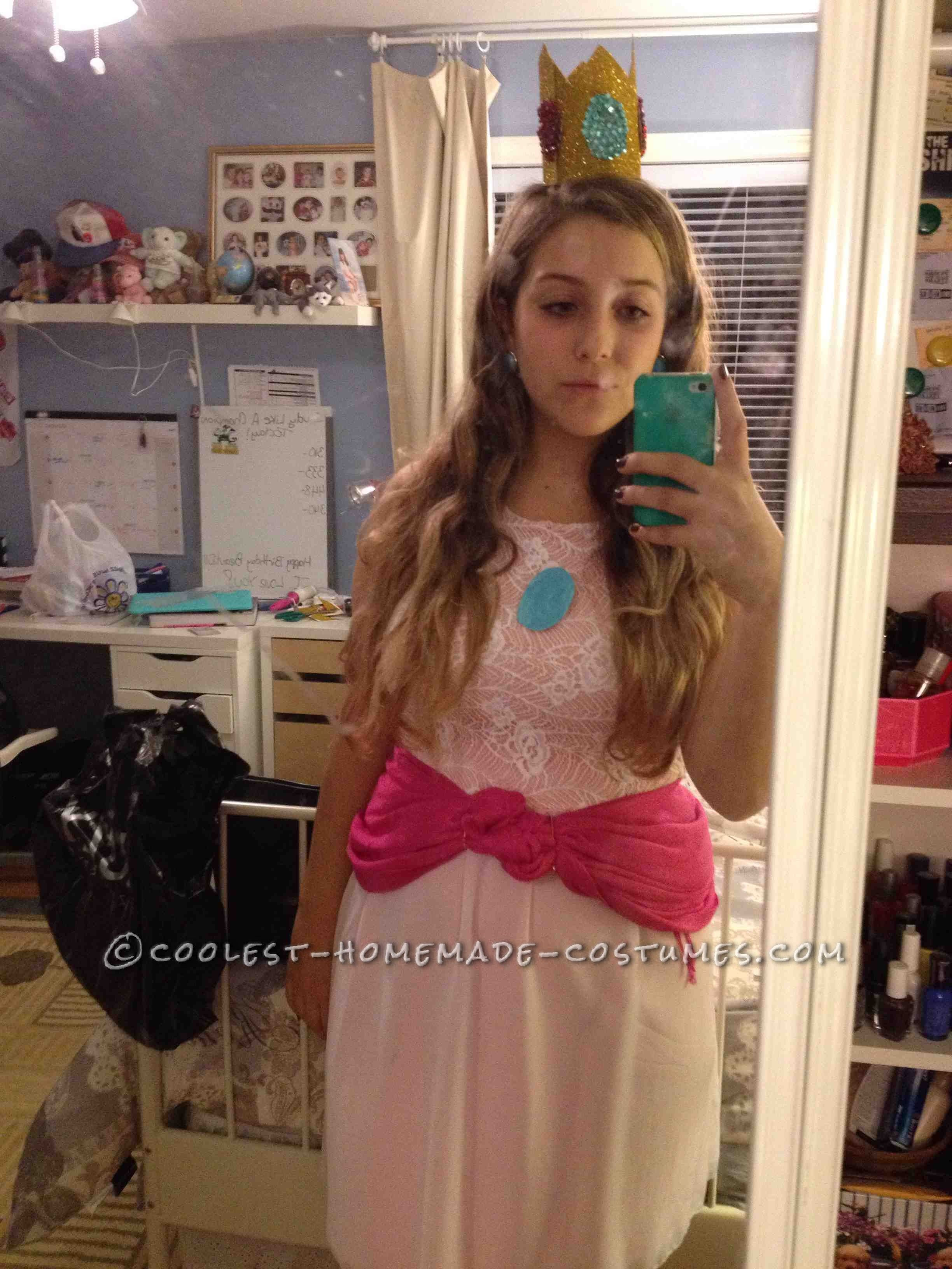 Easy princess peach costume diy pinterest princess peach costume easy princess peach costume diy this website is the pinterest of costumes solutioingenieria Choice Image