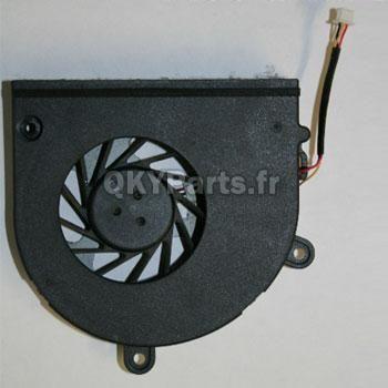 Remplacement pour ordinateur portable ventilateur CPU Toshiba Satellite C660
