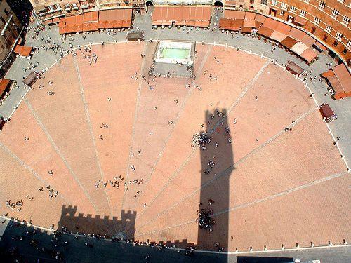 Piazza+del+Campo,+Siena+-+regione+Toscana,+Italia