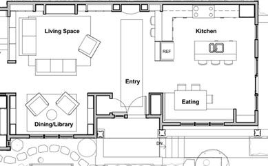 Httpssmediacacheak0Pinimgoriginals43 Beauteous Kitchen Floor Plan Designs Decorating Inspiration