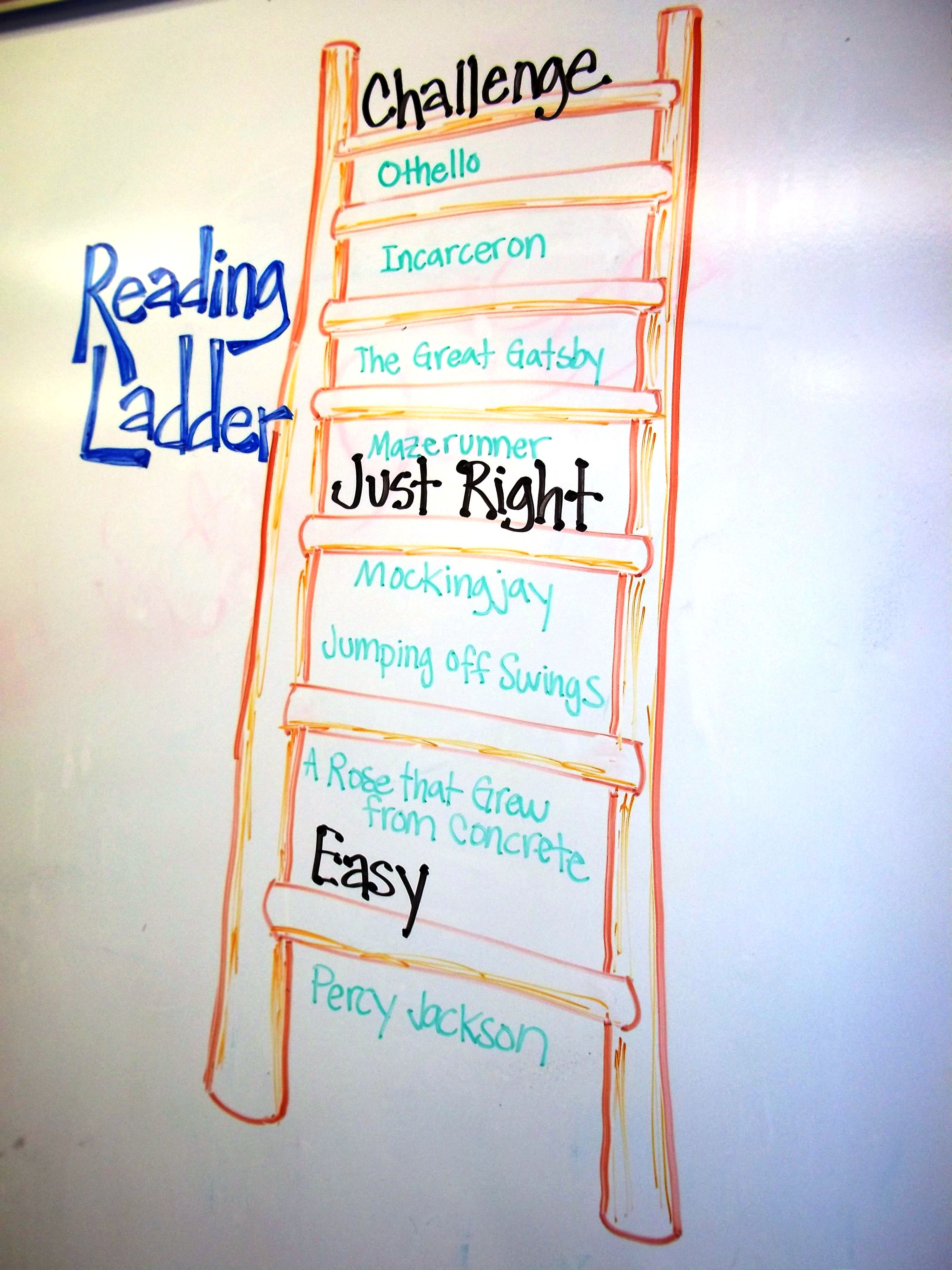 Tips For Holding Students Accountable To Choice Reading Reading Ladders Explanatory Writing Classroom Literature Reading Class