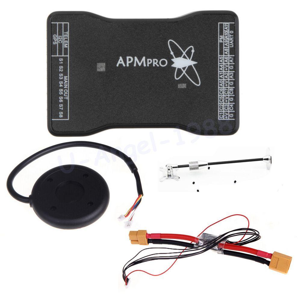 Ublox NEO 6M GPS Module + MINI APM PRO Flight Controller
