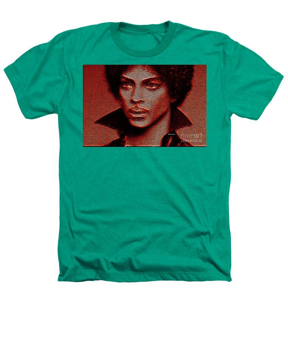 Heathers T-Shirt - Prince - Tribute In Red