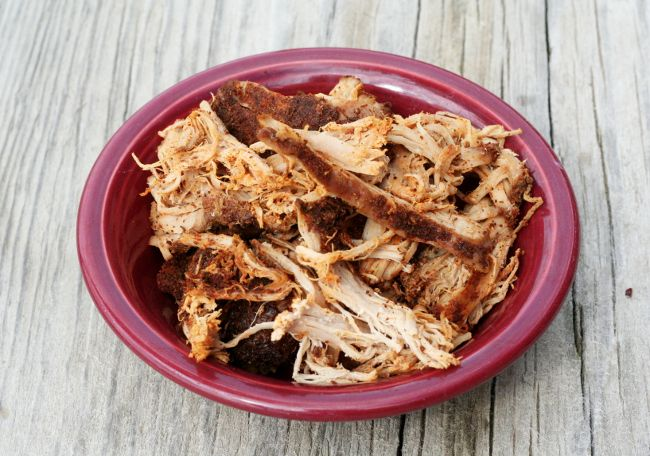 Healthy Pulled Pork Recipe - Paleo, Clean & Delicious | Fitzala