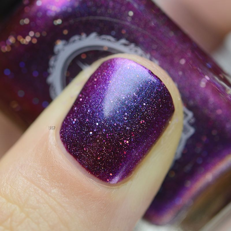 Entwined Enchanted Polish - Didoline's collab'