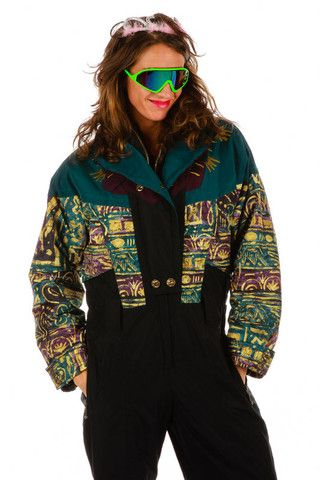 6b0c1fb66 Shinesty s VHS and Chill Ski Suit
