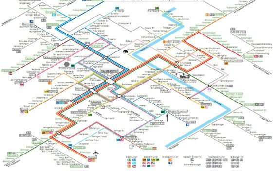 Stuttgart Transportation infrastructure Pinterest Stuttgart