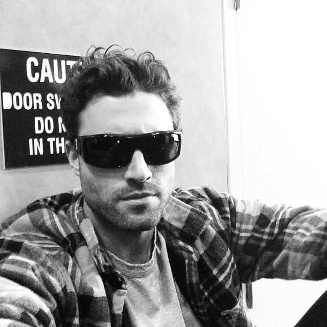 970b789d0d Brody Jenner in the VonZipper Clutch sunglasses.