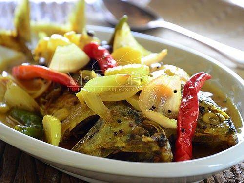 Ikan Kembung Masak Cuka Food Malaysian Food Recipes