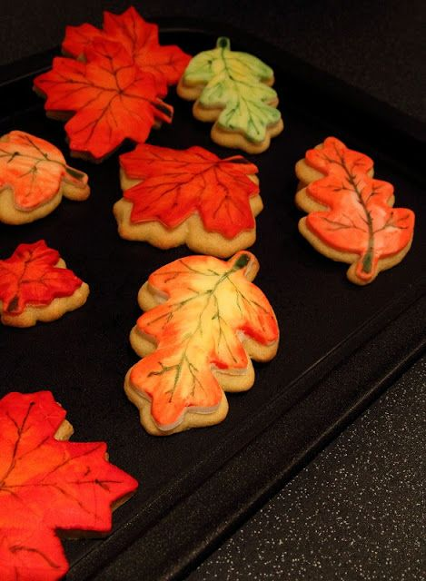 The Royal Icing Revolt or Painted Sugar Cookies