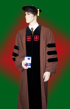 Doctoralgown Com For Doctoral Gowns Caps Tassels Beefeaters Hoods And Academic Doctoral Attire Doctoral Gown Graduation Cap And Gown Academic Robes