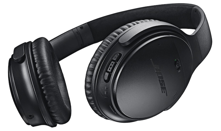 Bose 35 wireless Bluetooth noise cancelling