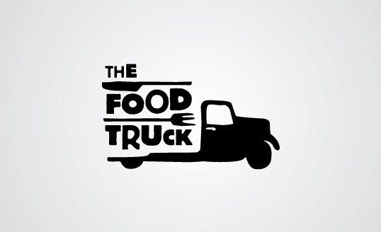 The Food Truck By Beyond Via Behance Food Truck Design Logo Food Truck Logo Design