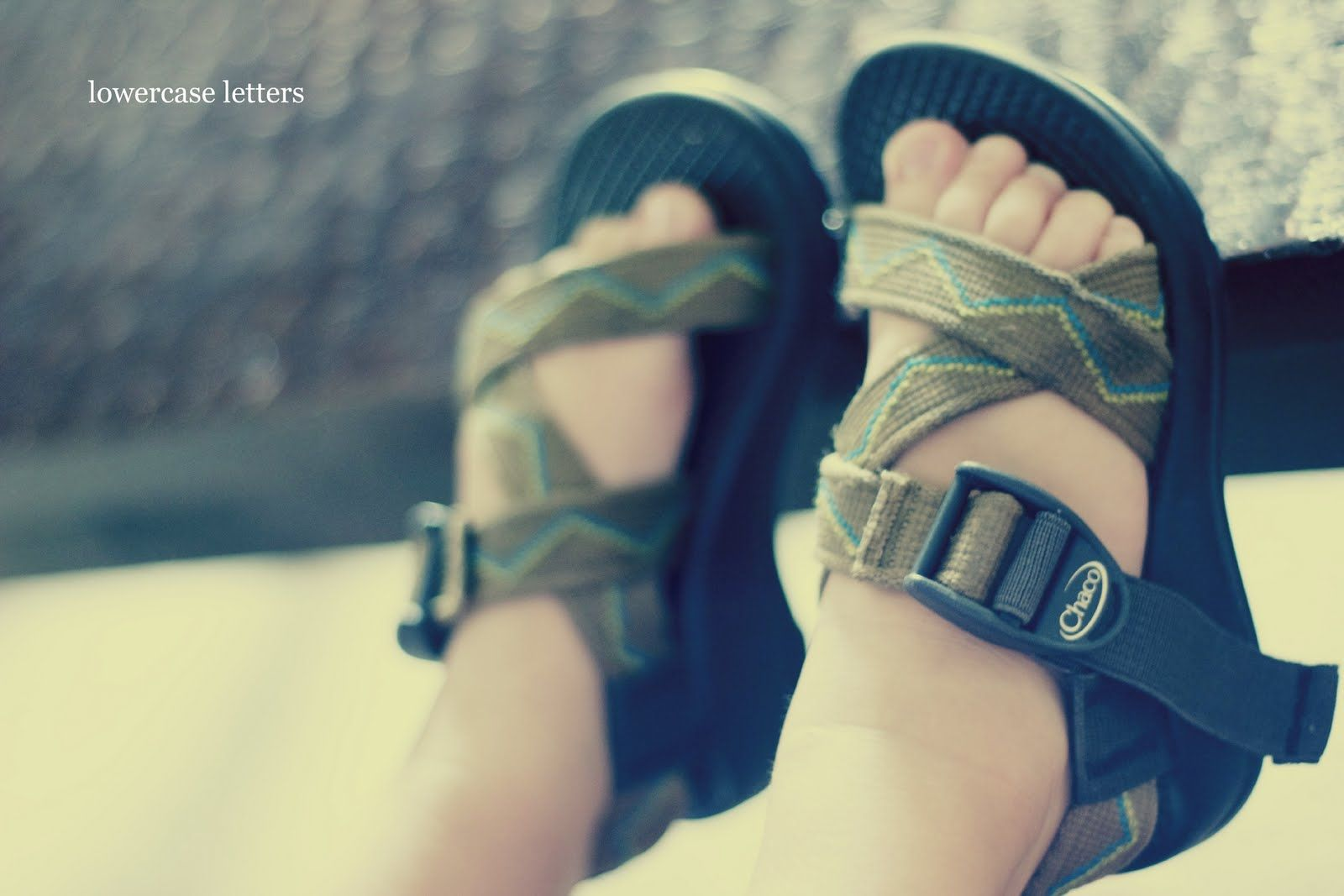 Baby Chacos. Need these for Baby Renton