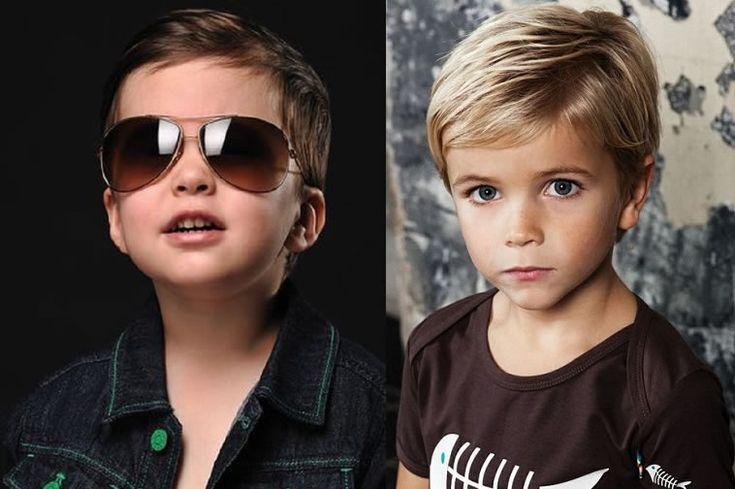 Coiffures Petits Enfants 2017 (avec images) | Style de cheveux, Modele coupe de cheveux, Coiffure
