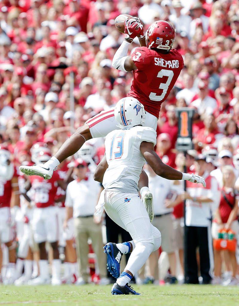 Oklahoma vs. Tulsa September 19, 2015 Boomer sooner