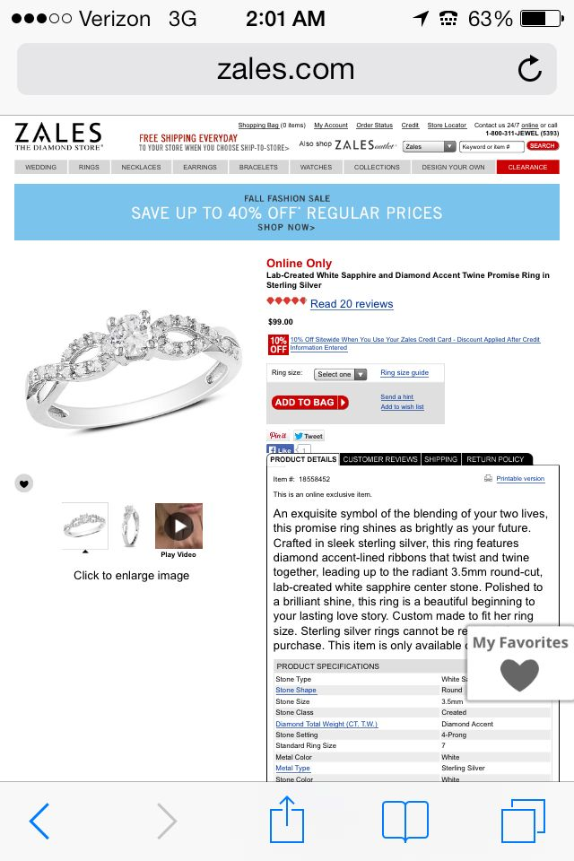 Promise Wedding Ring Necklaces Zales Wedding Rings