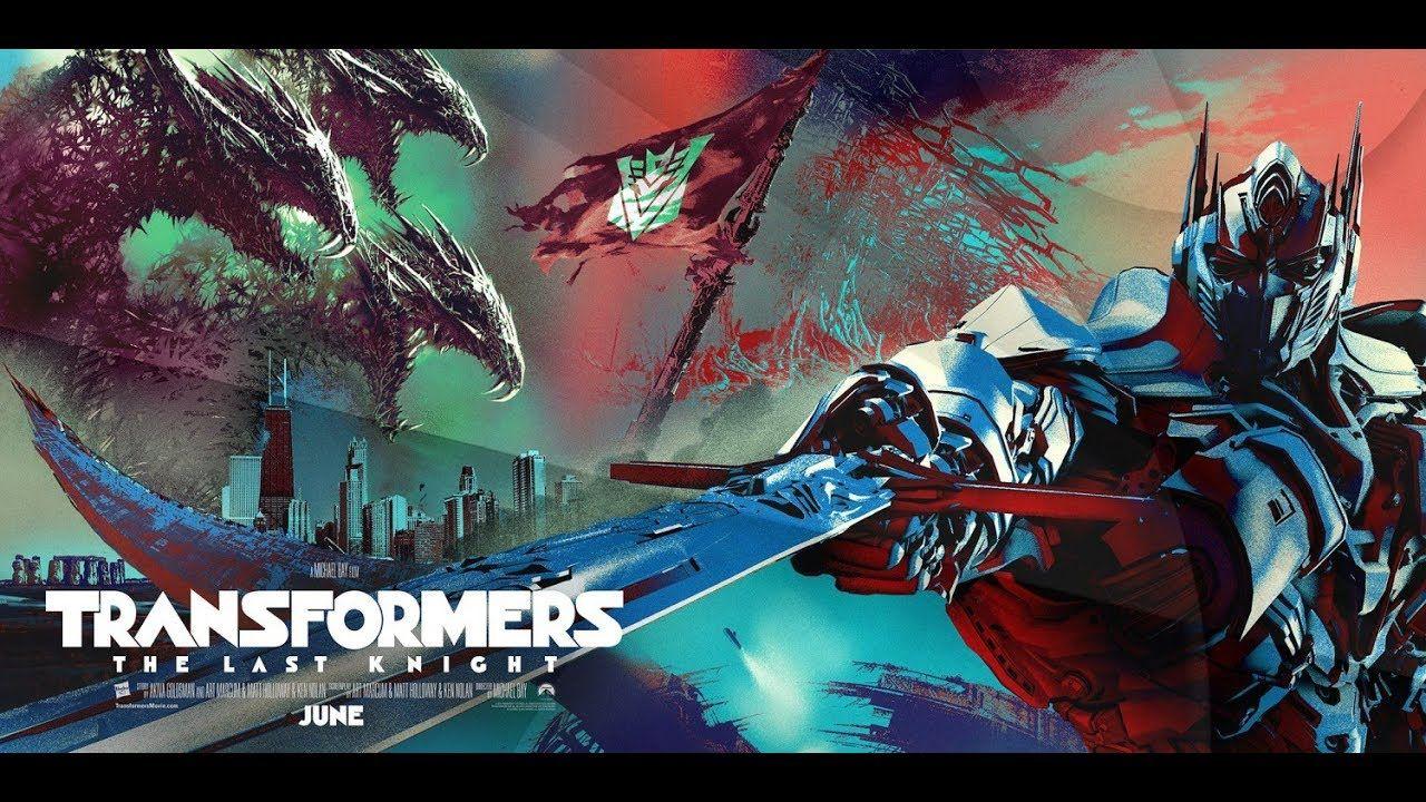 Transformers 5 The Last Knight Bumblebee Vs Optimus Prime Full Fight