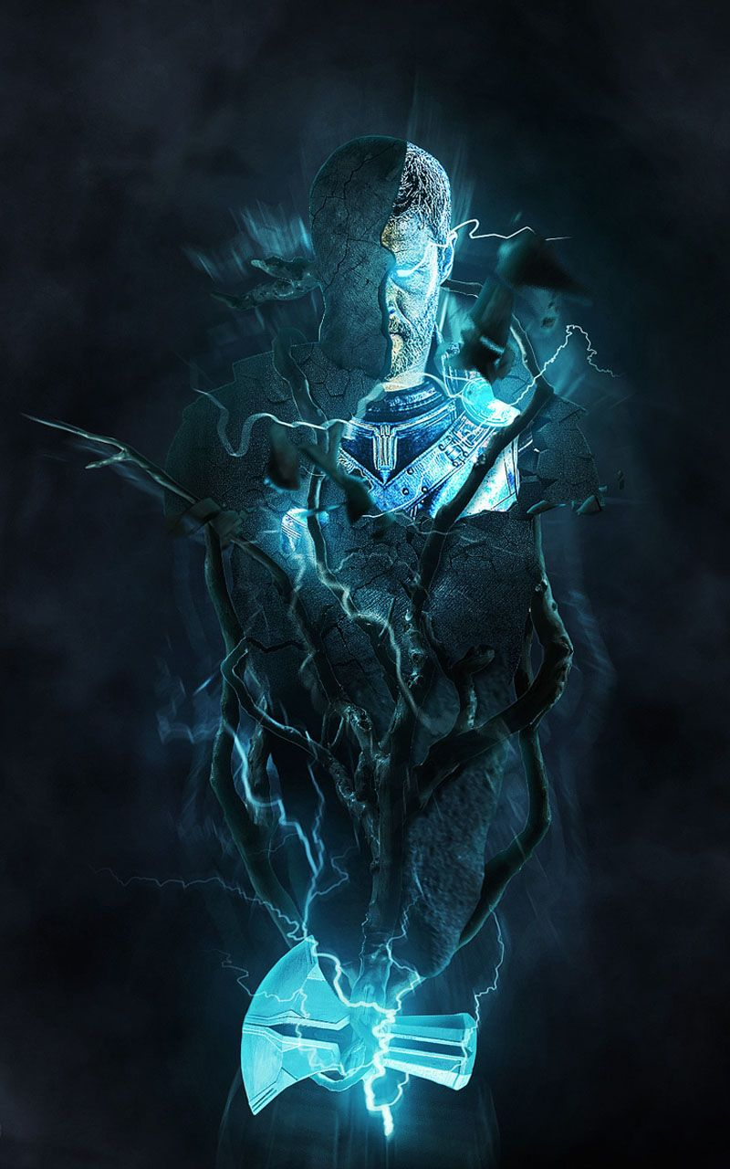 Thor Wallpaper Film Aksi