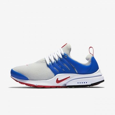 4490fa8353dda9 Herren Schuhe Nike Air Presto Essential Grau Blau Schuhe DE112872  Fabrikpreis