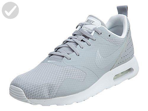 outlet store e6a4c b6b3d Nike Mens Air Max Tavas Wolf GreyWolf GreyWhite Running Shoe 9.5 Men US  - Mens world (Amazon Partner-Link)