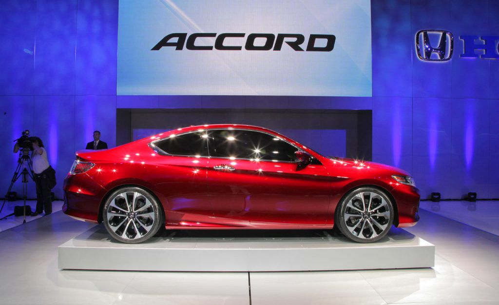 2016 Honda Accord Coupe Car Release Date
