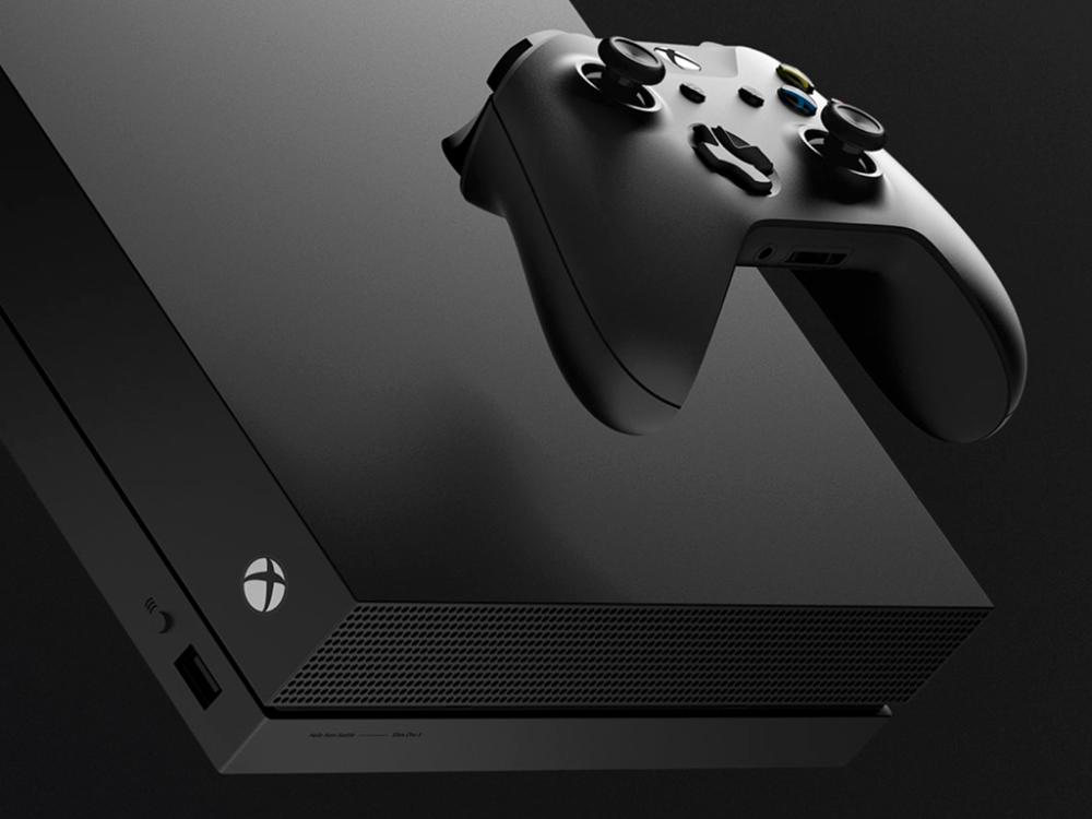 Microsoft S Xbox One X Console Possibly Killed Off Months Ahead Of The Xbox Series X Launch In 2020 Xbox One Xbox Xbox News