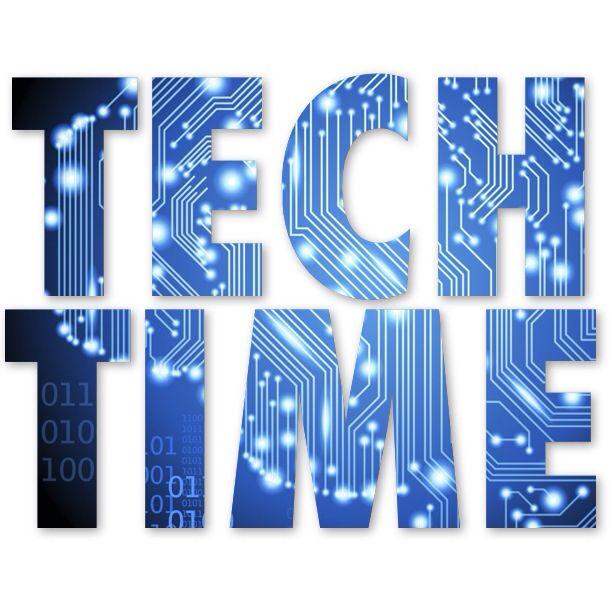برنامه Tech Time بزودى در يوتيوب من و تو فارسى Tech Time Company Logo Tech Company Logos