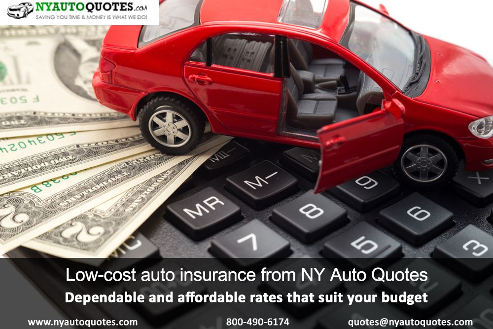 Car Insurance Quotes Ny Low Cost Auto Insurance From Ny Auto Quotesdependable And