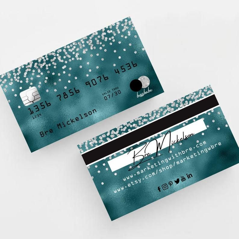 Credit Card Themed Business Cards Marketing Tool 500 Business Cards Custom Cards Printed Cards Calling Cards Marketing Marketing Business Card Printing Business Cards Business Card Design