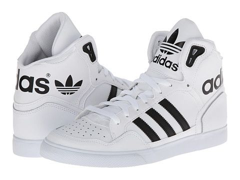 Best Drop Shipping Adidas Extaball W Couple Skateboard shoes Black white[M20863]
