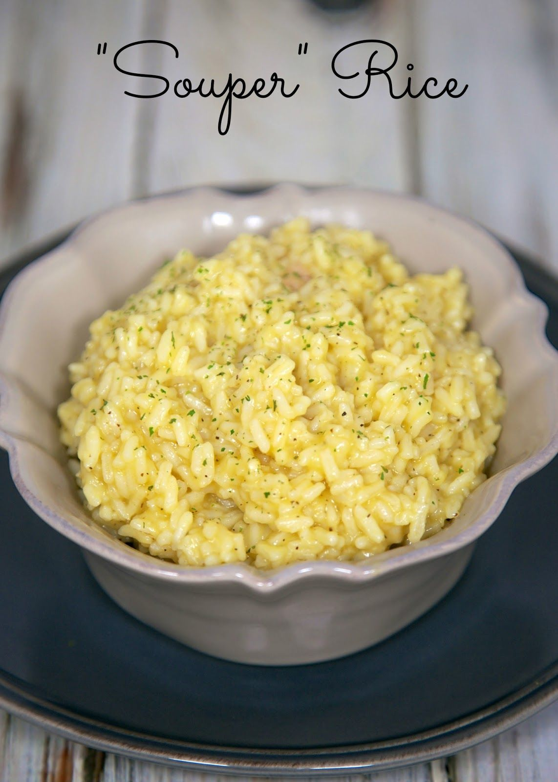 Souper rice quick creamy cheater risotto recipe made with minute souper rice quick creamy cheater risotto recipe made with minute rice cream of chicken soup chicken broth and parmesan cheese ready in 10 minutes forumfinder Images