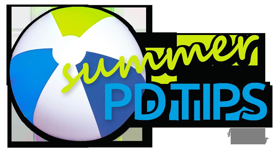 Summer Professional Development Series Effective Online