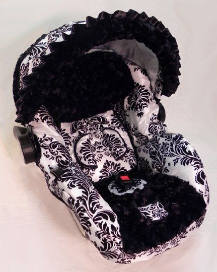 Custom Boutique Britax Chaperone Infant Car By Smallsproutsbaby