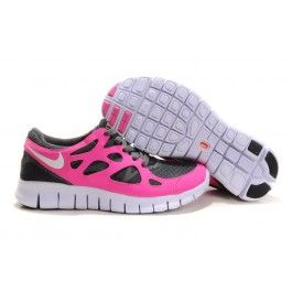 Discover the Nike Free Run 2 Shoe Women Pink Black New Release collection  at Footlocker. Shop Nike Free Run 2 Shoe Women Pink Black New Release black,  grey, ...