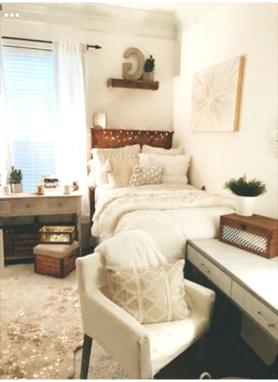 10 Gorgeous Dorm Rooms You Ll Want To Copy In 2020 Dorm Room