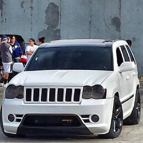 Srt 8 Team Spanking Time Srt Jeep Jeep Grand Cherokee Srt New