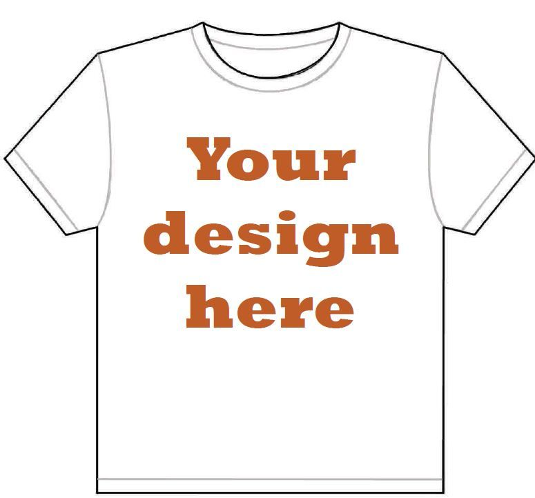 how to design a tshirt
