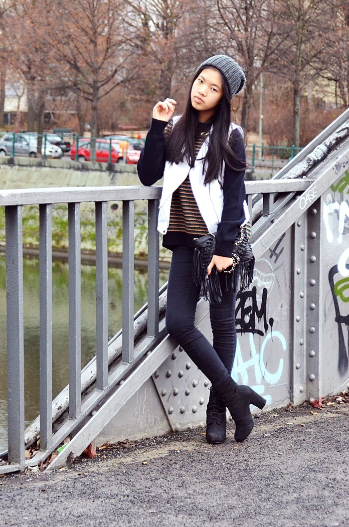.♦. tha.DARLINH the fashion blog where Berlin's urban vintage style and Vietnamese elegance collide: Look: FRESH START #outfit # fashionblogger #berlin