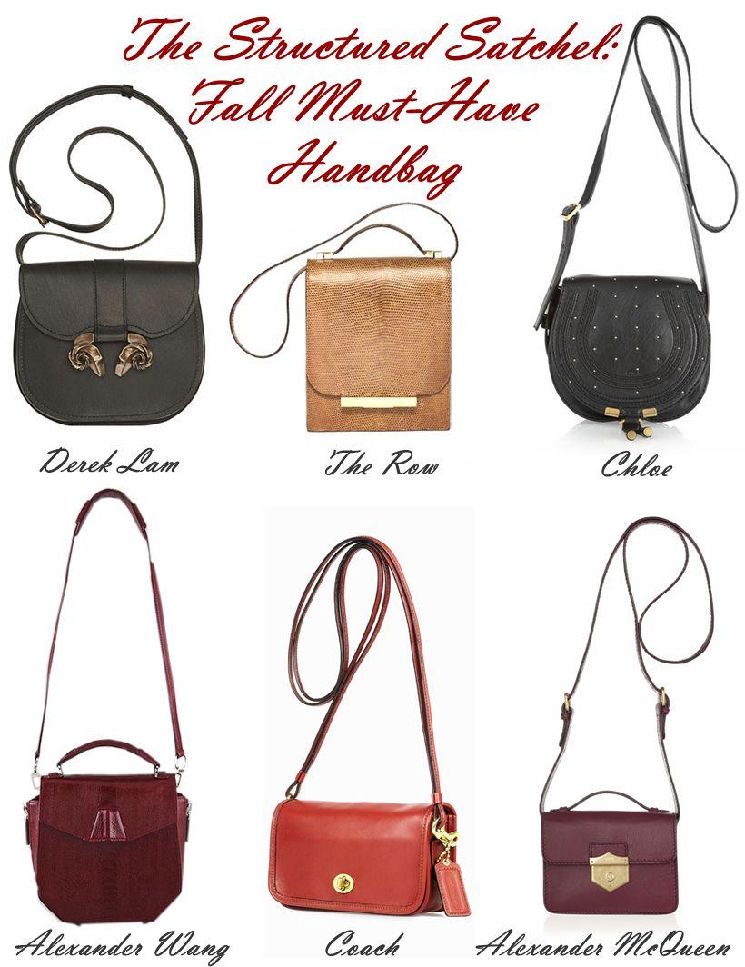 I love satchels.