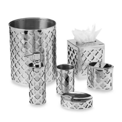 Monarch Metal Boutique Tissue Holder Bedbathandbeyond