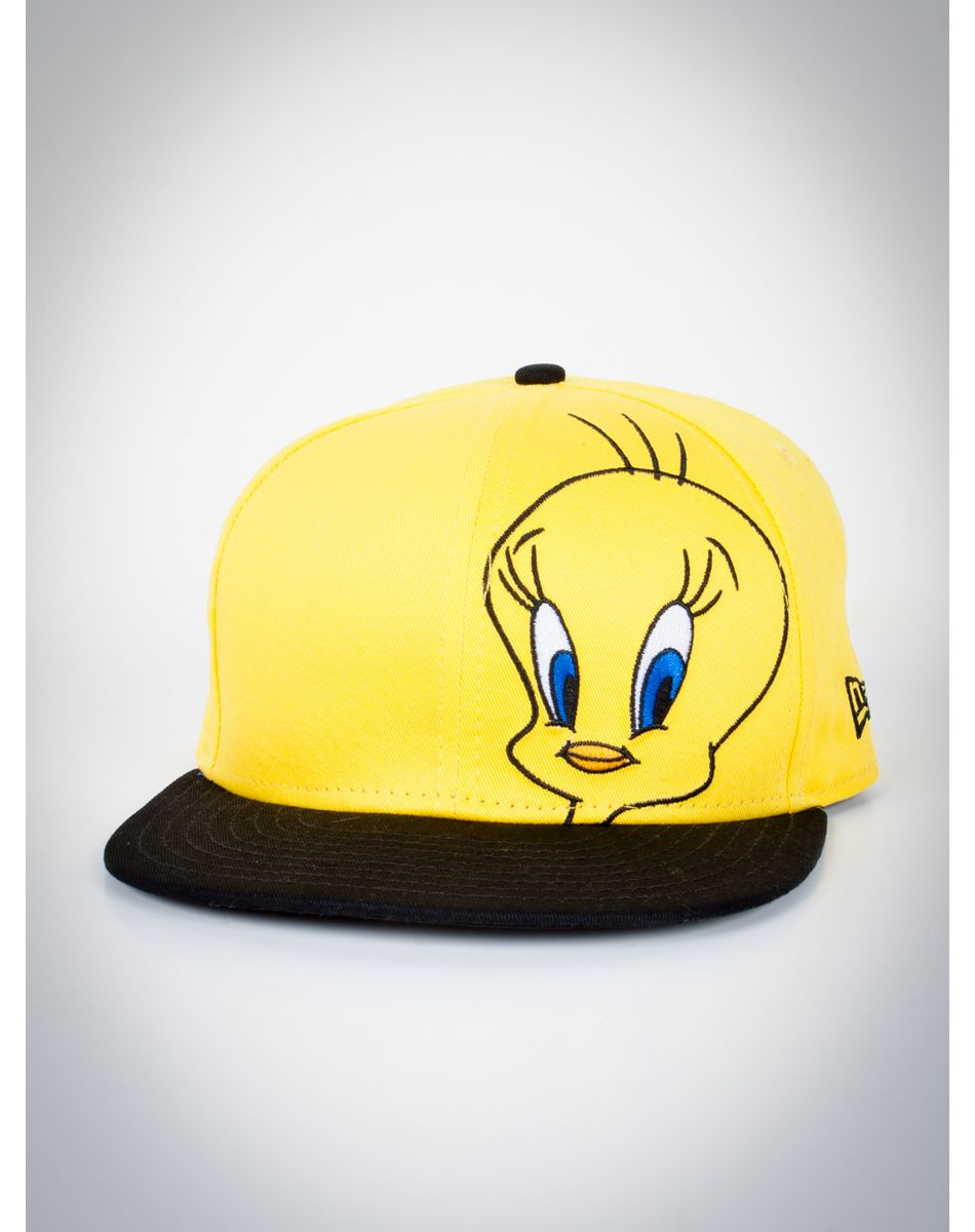 Tweety Bird Snapback New Era Hat. I like.  becc388a7e09
