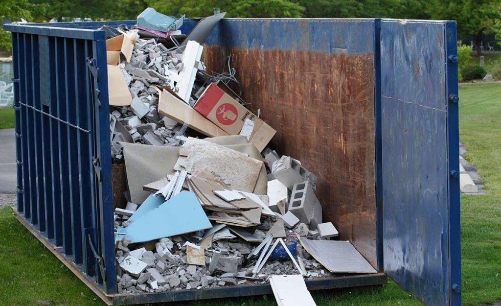 Creactive blog with images dumpster rental remodel