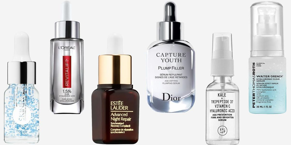 15 Hyaluronic Acid Serums for Your Dewiest Skin Yet