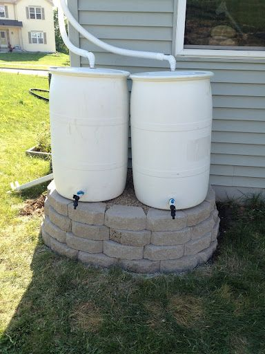 Rain Barrels Rain Barrel Rain Barrel Stand Rain Water Collection