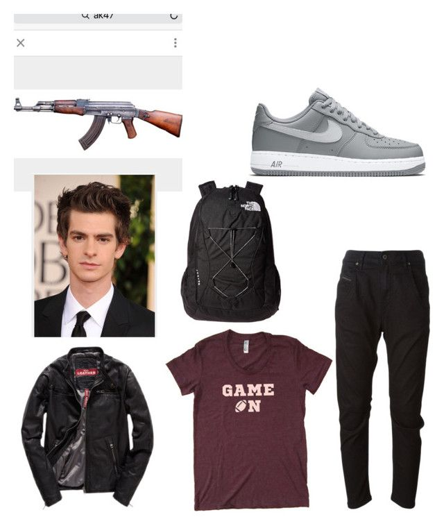 """Caleb Daniels (protected)"" by alliegirl201 ❤ liked on Polyvore featuring Diesel, NIKE, The North Face, Superdry, men's fashion and menswear"